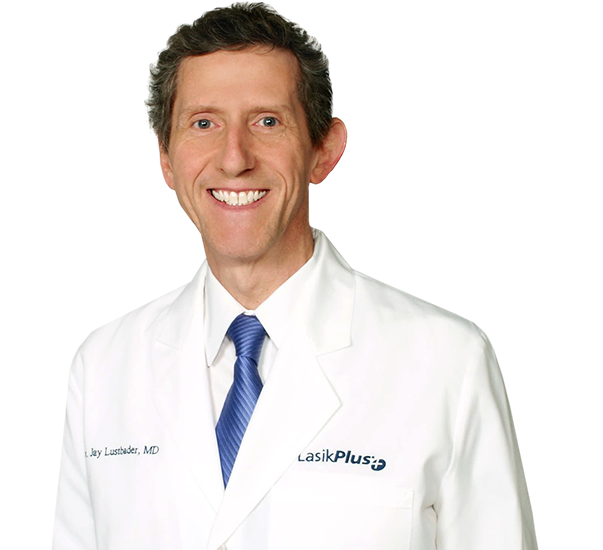 Photo of Jay Lustbader, M.D.