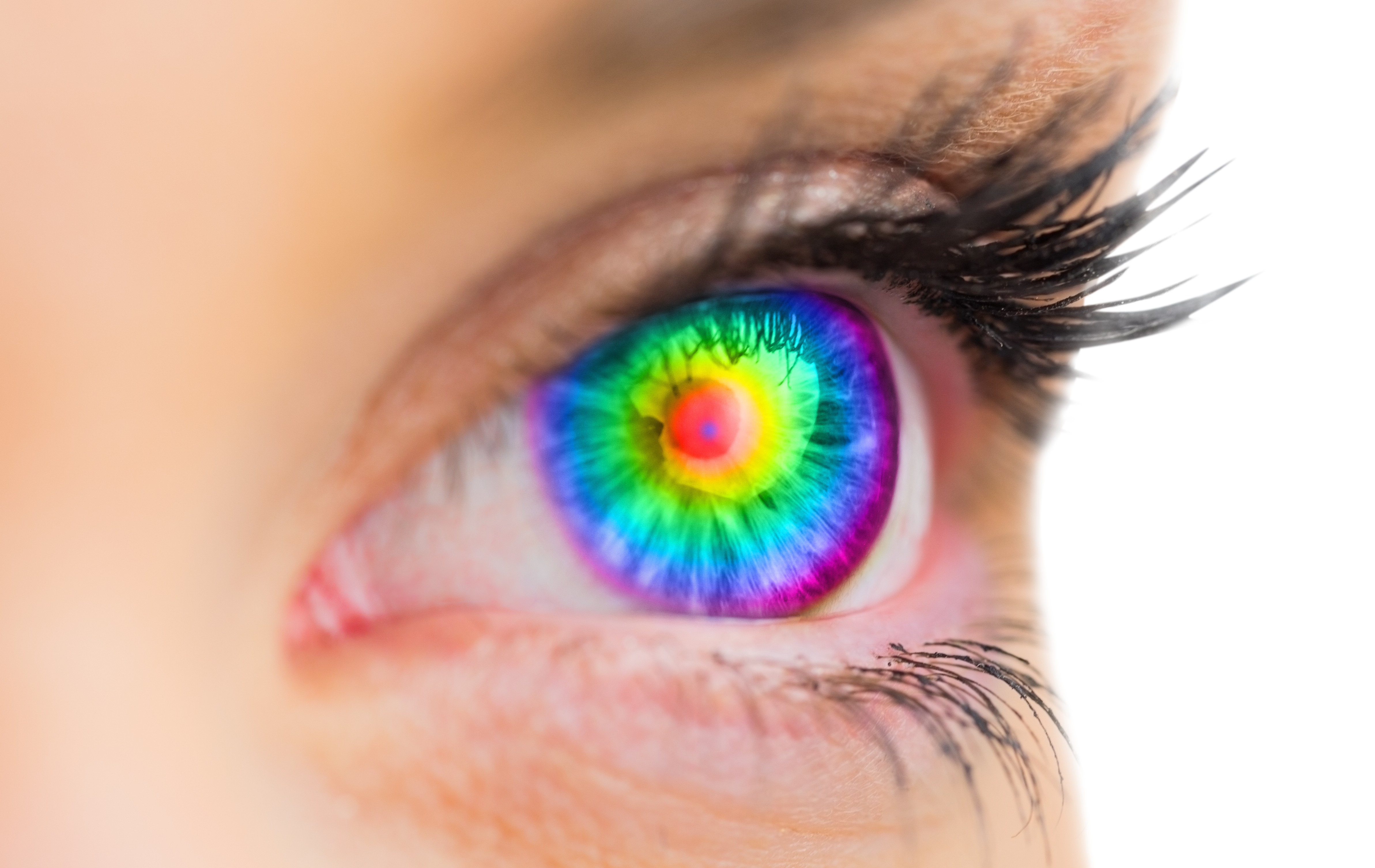 Can Eye Color Permanently Change? | LasikPlus