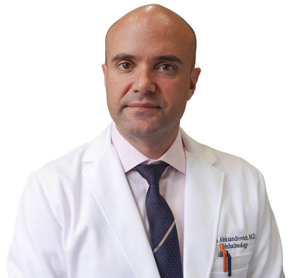 Photo of Leon Aleksandrovich, M.D.