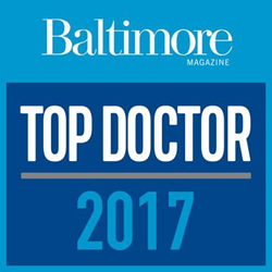 Dr. Sonny Goel_Top Doctor 2017_Baltimore Magazine